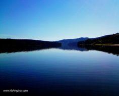 Water reservoir Lipno