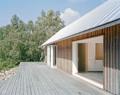 Image 5 of 10 from gallery of Summer House M / M.B.A.. Photograph by Mikael Olsson