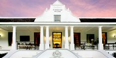 Grand Dédale Country House has been elegantly restored and offers guests six individually designed en-suite bedrooms and suites. Wellington South Africa, Cape Dutch, Bedroom With Ensuite, Restoration, Cottage, Mansions, Country, Luxury, House Styles