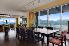 Luxury Dinning Room Ideas from Penthouse Interior Design Ideas with Luxury Decorating and Furniture Interior 600x400 Penthouse Interior Design Ideas with Luxury Decorating and Furniture Interior
