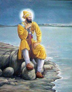 Guru Gobind Singh Ji, I've never seen anyone so powerful yet so modest