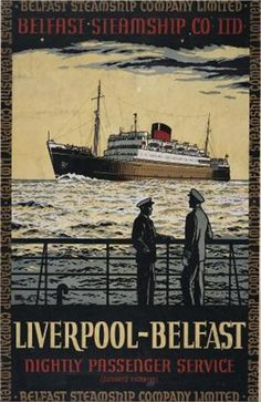 Liverpool - Belfast