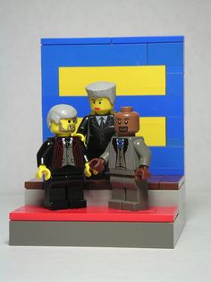 Equal rights in Lego mini figs! :-)