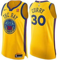 Golden State Warriors Nike Men s Chinese Heritage Stephen Curry  30  Authentic On Court City Edition 45700319e