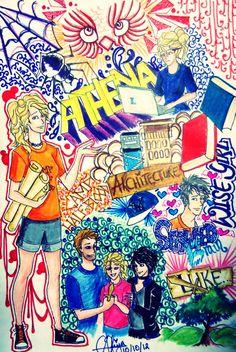 PJATO: All about Annabeth Chase by seanfarislover.deviantart.com on @deviantART