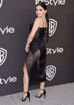 All the Gorgeous After Party Looks From the 2019 Golden Globes Ariel Winter Modern Family, Ariel Winter Hot, Arial Winter, Jennifer Lopez Bikini, Shraddha Kapoor Cute, Sheer Gown, Couple Photoshoot Poses, Sexy Blouse, Great Legs