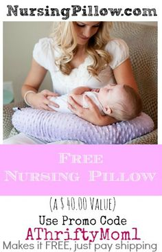 Free Nursing Covers (a $ 35.00 Value) at UdderCovers.com, use Promotion Code AThriftyMom1 #free #Baby Gifts for baby Shower