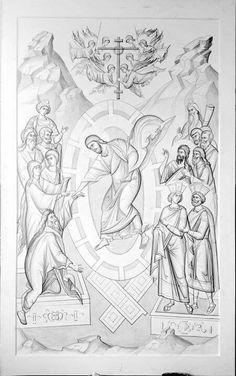 Religious Images, Religious Icons, Religious Art, Byzantine Icons, Byzantine Art, Jesus Drawings, Paint Icon, Religious Paintings, Best Icons