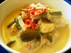 Resep Sayur Lodeh Ala Jawa Timur