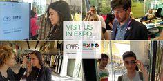 Digital EXPO Experience con Google Glass allo store OVS in EXPO Milano 2015
