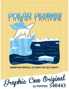 Polar Plunge Philanthropy #philanthropy #grafcow