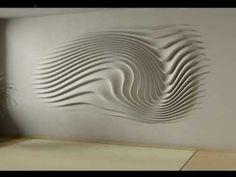 wall relief decoration - interior design By Artrelief
