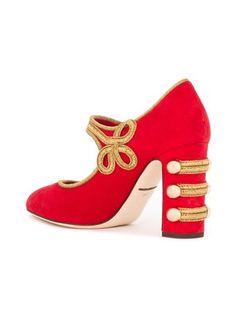Dolce & Gabbana 'Vally' Mary Jane pumps