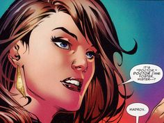 """I got: Jane Foster- """"Thor""""! Which Comic Superhero Girlfriend Are You?"""