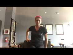 Clam. Contemporary Pilates exercise on the reformer. - YouTube