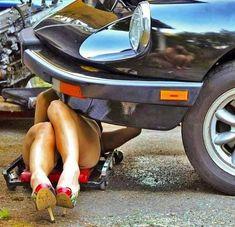 The Garage - Alfa Romeo Spyder passion. Auto Girls, Car Girls, Audi, Hot Rods, Automobile, Auto Retro, Alfa Romeo Spider, Sexy Cars, Aston Martin