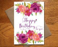 Choose Joy Card  Every Day Spirit  Friend Encouragement Card  Funny Card  Animal Card  5x7