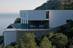 Atelier Du0027Architecture Bruno Erpicum U0026 Partners (AABE) Have Designed The  AIBS House Located In Ibiza, Spain.