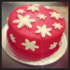 Christmas cake :-)