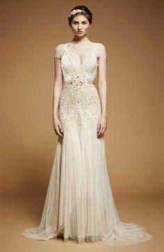 Jenny Packham gorgeous wedding dress