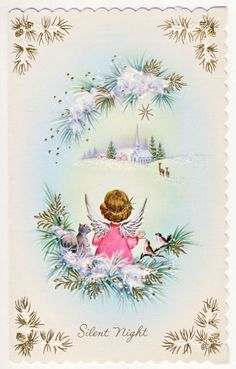 US $16.50 New in Collectibles, Paper, Vintage Greeting Cards