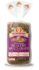 I'm a BuzzAgent and this month I Buzzed about Brownberry Health-Full Breads.