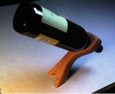 Elegant Self Balancing Wine Bottle Holder