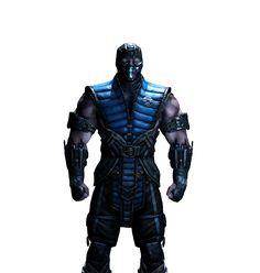 Mortal Kombat X : Sub-Zero