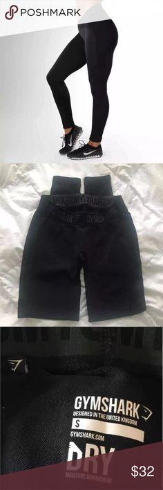 Gymshark Black Flex V2 Leggings No flaws, brand new Alphalete Pants Leggings