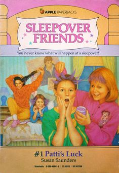 The Sleepover Friends series by Susan Saunders (there are dozens of them!) used to read these too