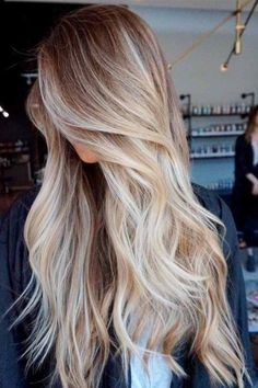 Best ombre hairstyle that will make you look fantastic (3) #beautyfashion