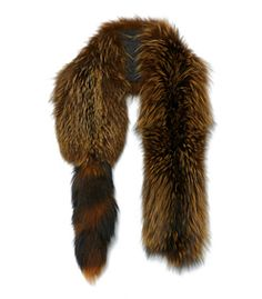 Marni: Fox Fur Stole