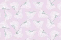 Cotton + Quill Terrace Collection | Palmetto :: Lotus {One Yard}