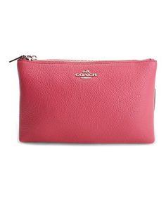 Another great find on #zulily! Strawberry Lyla Leather Crossbody Bag #zulilyfinds