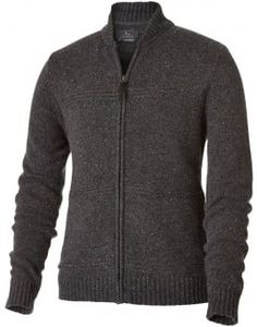 First Fleet Zip Sweater CHARCOAL. Clothes built to last by www.royalrobbins.com