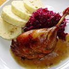 Konfitované kačacie stehná • recept • bonvivani.sk