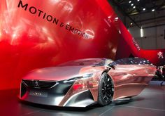 #PeugeotOnyx at #GIMS #MotorShow
