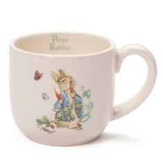 Classic Peter Rabbit Cup by GUND