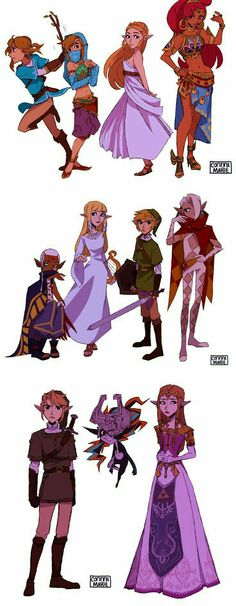 The Legend Of Zelda 761319511990600951 - Zelda being taller than link is my favorite concept Source by smallbell_ The Legend Of Zelda, Legend Of Zelda Memes, Legend Of Zelda Breath, Legend Of Zelda Characters, Anime Princess, Twilight Princess, My Princess, Character Inspiration, Character Art