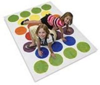 "This game puts a new ""twist"" on an old favorite, and provides an enjoyable way for students to learn color-mixing."