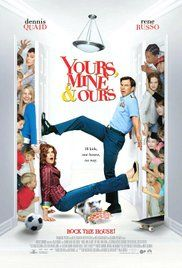 Watch Yours Mine And Ours Online Free Streaming. A widowed Coast Guard Admiral and a widow handbag designer fall in love and marry, much to the dismay of her 10 and his 8 children.