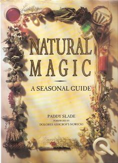 The first book I bought on witchcraft. Many moons ago.