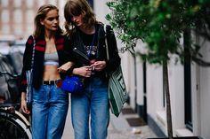 See Peak Scandinavian Personal Style on the Streets of Copenhagen Fashion Week Spring 2018 Photos | W Magazine