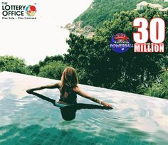 Imagine the vacations you could have with $30 million! Grab an entry now! #LotteryOffice https://lotteryoffice.com/adclick?campaignId=64&utm_content=bufferad895&utm_medium=social&utm_source=pinterest.com&utm_campaign=buffer