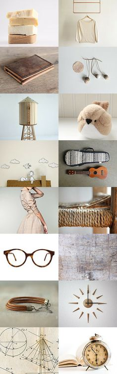 Simple and natural by mélanie gibault on Etsy--Pinned with TreasuryPin.com (I´m there! can you see me?) :D