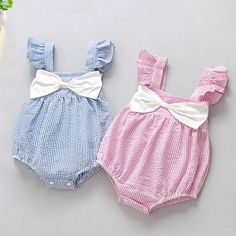 Cheap infant baby clothes, Buy Quality infant baby girl romper directly from China newborn kids clothes Suppliers: 2017 Newborn Kids Baby Girl Clothes Infant Sleevless Cute Bow Romper Jumpsuit Baby Clothes Outfit Set Cute Newborn Baby Girl, Baby Girl Tops, Baby Outfits Newborn, Baby Boy Outfits, Kids Outfits, Baby Girls, Toddler Girls, Newborn Costumes, Boho Baby