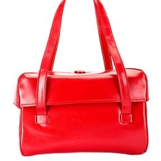 Red Eye. Vintage Handbag available at #Retro101, Cherokee, 314.762.9722.