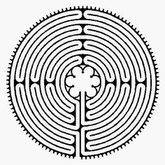 Creativity and Labyrinths