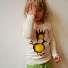 Kinder Longsleeve Gucke - Cmig