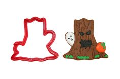Spooky Tree With Pumpkin Cookie Cutter ** Unbelievable product is here! : Baking Accessories